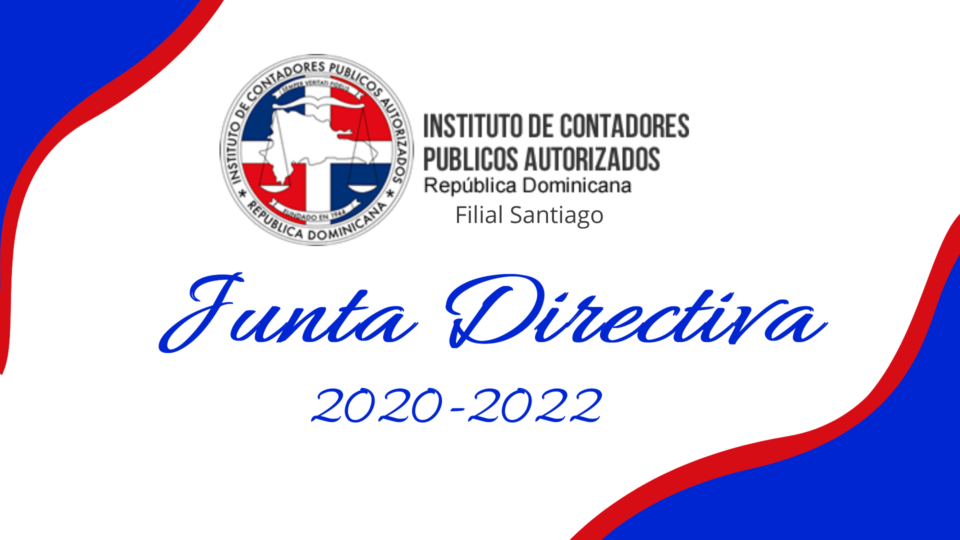 Junta Directiva 2020-2022.
